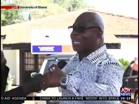 Cleaning Government Payroll - AM Show on JoyNews (19-10-18)