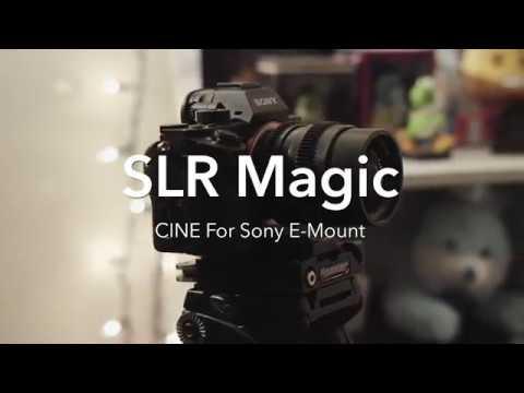 SLR Magic E-Mount Cine Lenses Review