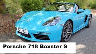 Porsche Boxster 718 - better than previous generations?