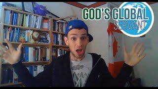 Isaiah 49:1-13 // GOD'S GLOBAL SERVANT // Lockdown, Praise Up! EP 40
