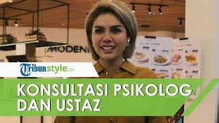 Nikita Mirzani Konsultasi ke Psikolog hingga Ustaz karena Tiga Kali Gagal Pertahankan Rumah Tangga