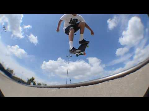 Josh Mangold at Imperial Skatepark