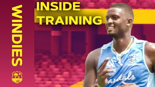 England Prep. Begins! | Holder, Chase, Brathwaite and Coach Estwick Return to Camp! | Windies