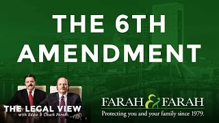 6th Amendment Confrontation Clause Explained | Farah & Farah