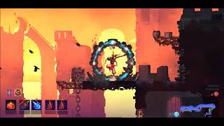 Dead Cells - Cursed Sword Full Run + Strategy - 4 cells difficulty