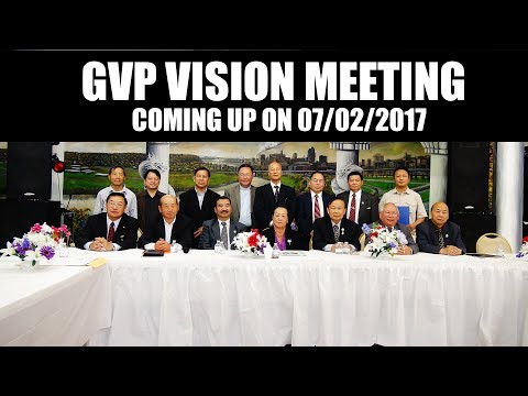SUAB HMONG NEWS:  Press Release on GVP Vision Meetiong coming up on 07/02/2017 in St. Paul, MN