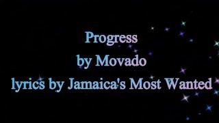 Progress - Mavado 2016 (Lyrics!!)