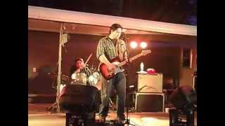 """Black Rain At Molanosa Days 2011 """"We're Here For A Good Time"""" (cover)"""