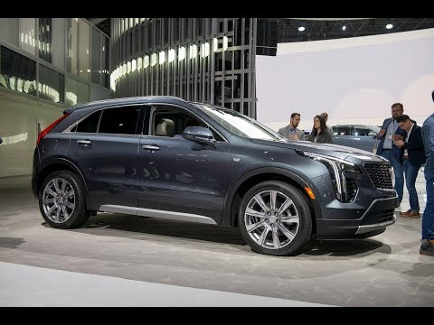 2019 Cadillac XT4 video preview