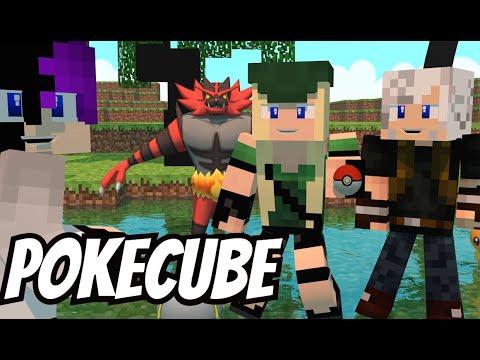 ( UPDATE ) POKECUBE 1.12.2 - Novos Pokémons .ft Os Spardas !