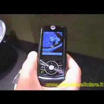 Motorola Z6 al Mobile World Congress