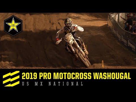 2019 Pro Motocross Washougal US MX National | Rockstar Husqvarna Factory Racing