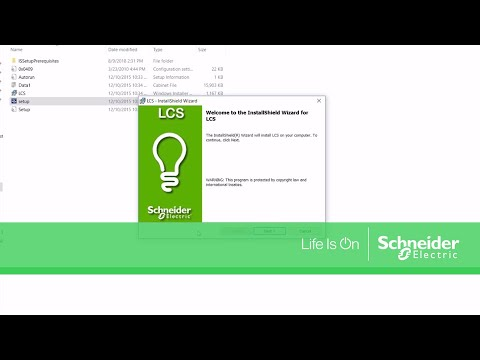 Video: How to install Powerlink Lighting Control Software LCSv2 Lighting Control Software