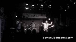 "Boyish Good Looks - ""Expectations""  Live @ Bogie's Feb 6, 2010"