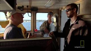 "Пол Уокер, Paul Walker & The Crew of ""Shark Men"" Discuss Sharks in Malibu"