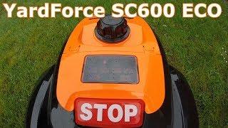 der 399 € Mähroboter Yardforce SC600 ECO / Praxistest / Kaufempfehlung ?