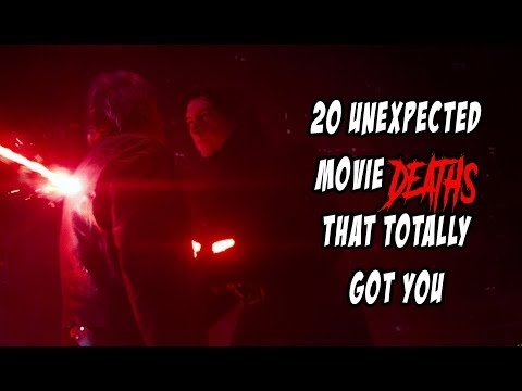 20 Unexpected Movie Deaths That Totally Got You (видео)
