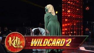 WADUHH!! Host Dimarahin Umi Elvi  - Gerbang Wildcard 2 (4/8)