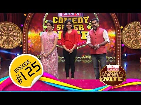 Comedy Super Nite with Chandini Sreedharan│ചാന്ദിനി ശ്രീധരൻ│CSN  #125