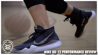 Nike KD 12 Performance Review