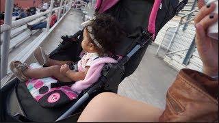 TEEN MOM | I TOOK MY BABY TO MY HIGH SCHOOL FOOTBALL GAME (: