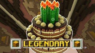 TRIPLE LEGENDARY!!! (Minecraft Build Battle)