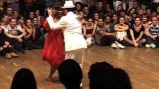 Son cubano par Carlos Rafael Gonzalez et Marie Line au festivla Caribedanza