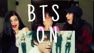 "BTS (방탄소년단) - ""ON"" KINETIC MANIFESTO FILM : COME PRIMA | REACTION (Featuring: VTxBTS Unboxing!)"