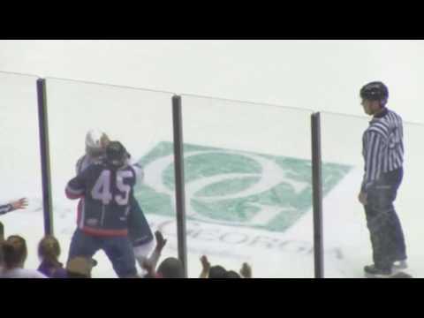 Daniel Gentzler vs. Brad Bourke