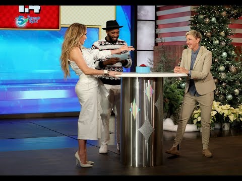 Jennifer Lopez and Ellen Play '5 Second Rule' – Extended Version