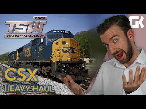 CSX HEAVY HAUL! | Train Sim World 2020 #03