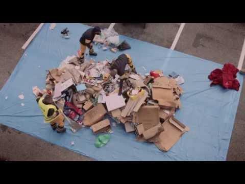 Analýza papiera a plastu