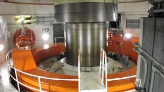 preview picture of video 'Foz do Iguaçu - Usina Hidrelétrica de Itaipu - Unidade Geradora'