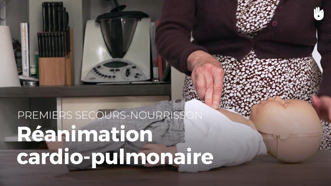 premiers secours nourrisson r animation cardio pulmonaire les gestes de premier secours. Black Bedroom Furniture Sets. Home Design Ideas