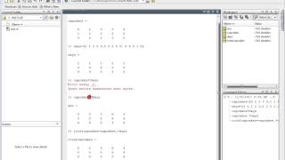 Matlab - Sect 39 - Multiplying And Dividing Matrices Element-by-Element
