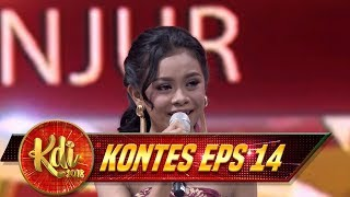 SEMUA DISIKAT! Amel mendapat Tantangan Menyanyikan Lagu Lesti [EGOIS] - Kontes KDI Eps 14 (23/8)