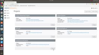 Video demonstrating CROSSMINER Admin Dashboard