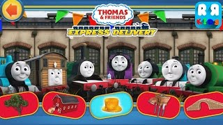 Thomas & Friends: Express Delivery (By Budge Studios) - Unlock All Engine and Building