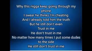 Toni Romiti   Trust In Me (With Lyrics)
