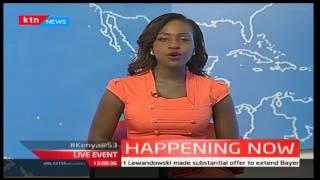 2016 JUMHURI DAY FETE - President Uhuru's new motorcade