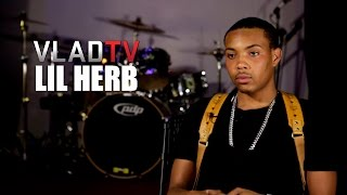 Lil Herb Weighs In on Durk Saying Rappers Are Biting Their Style