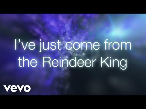 Reindeer King Lyric Video