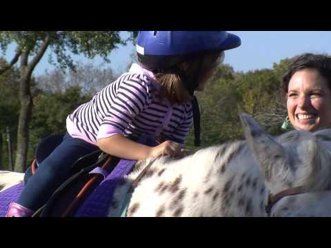 ManeGait Therapeutic Horsemanship – Katherine's Story