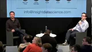 Jake Klamka, Insight Data Science // Data Driven #25 (Hosted by FirstMark Capital)