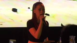 Bhad Bhabie - These Heaux [1st NYC show 4K] (live @ SOB's 5/9/18)