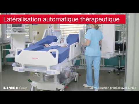 La mobilisation précoce avec Linet pour les infirmières en soins intensifs