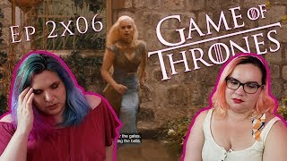 """Game of Thrones 2x06 Reaction """"The Old Gods and the New"""""""