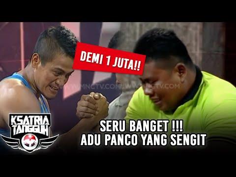 Adu Panco Paling Seru!!! - Ksatria Tangguh Episode 7 (26/5)
