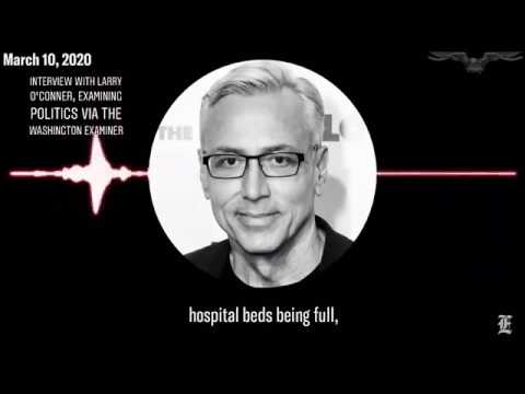Compilation of Dr. Drew being incredibly wrong about Covid-19 over and over again.