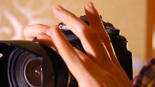 Ручная фокусировка на DSLR в режиме видео